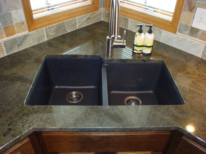 Composite Granite Kitchen Sinks Kitchen bathroom sinks mn granite showroom workwithnaturefo
